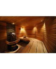 Sauna products for decoration and finishing