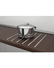 Protection rails and circles for worktops and furniture